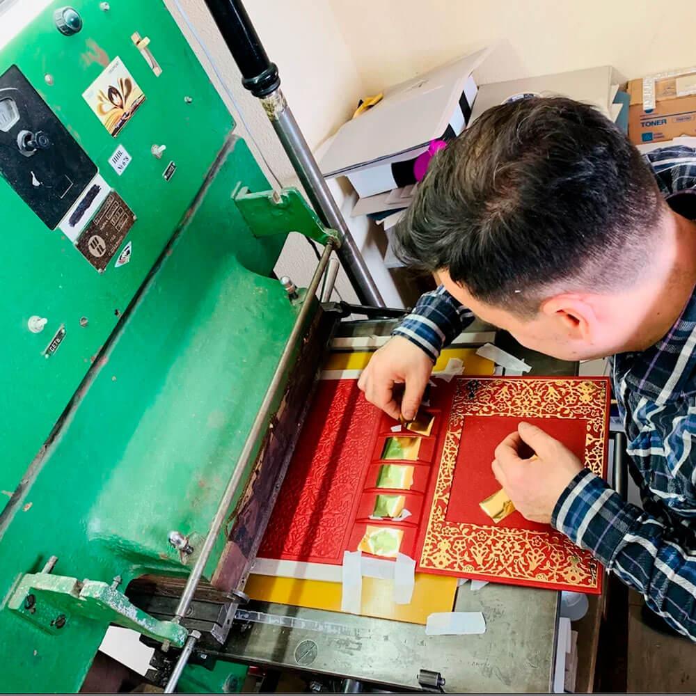 Коран в кожаном переплете от Издательского дома Сегмент фото-1