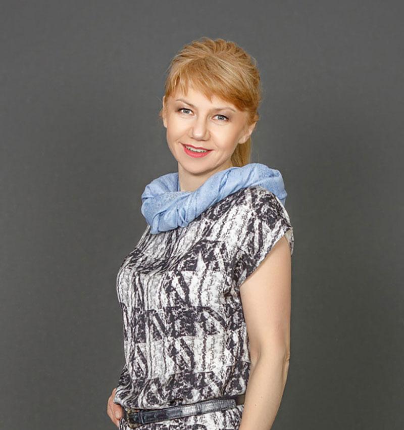 Касперович Елена Владимировна