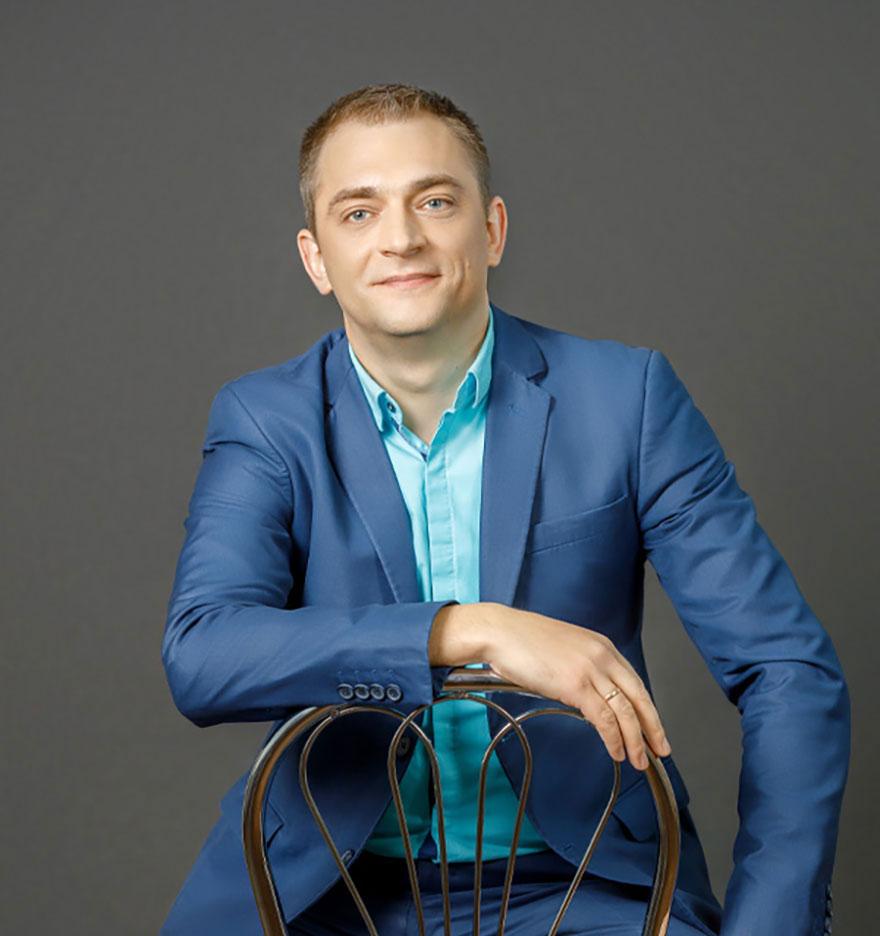 Сосонко Андрей Геннадьевич
