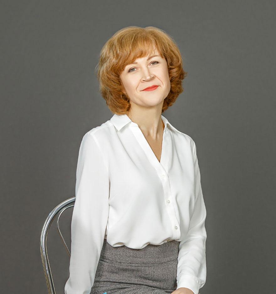 Степаненко Елена Иосифовна